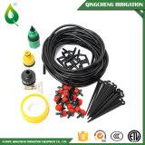 Pipe en plastique noire de arrosage d'irrigation par égouttement de qualité