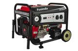 Fusinda 3kVA Gasoline Petrol Generator con Non Flat Wheels