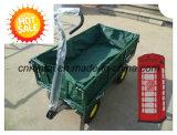 Hochleistungs- und preiswert mit Qualitäts-Stahl ineinandergegriffener Garten-Hilfsmittel-Karre (TC4211)