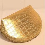 Изготовленный на заказ мешок PU кожаный косметический, составляет мешок (M104)