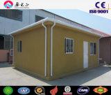 Полуфабрикат малюсенькая дом/дом стальной структуры света Prefab (JW-16233)
