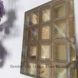 Vidrio gris del vidrio laminado/emparedado del espejo/gafa de seguridad del vidrio Tempered/
