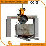 Gbqs-2500H de Scherpe Machine van de Steen van het Type van Brug