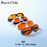 Buoni occhiali di protezione del laser di visibilità 266nm, 355nm, 515nm, 532nm per rifare la superficie della pelle del laser dell'elevatore dell'occhio del laser