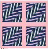 Quadratischer Schal Geometrie-Druckhangzhou-100%Silk