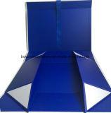 小売りの衣類または衣服包装ボックスか折る白い衣服の小売りボックス