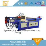 Maquinaria de doblez inoxidable azul del tubo de acero de Dw50cncx2a-1s con el mandril
