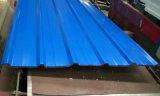 Hoja acanalada coloreada moderna del material para techos de Ibr del enlace