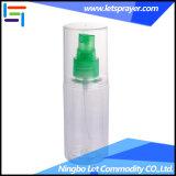 Бутылка спрейера красного круглого любимчика 120 Ml пластичная с спрейером тумана
