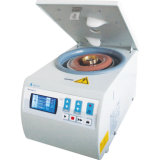 Centrifugeuse de laboratoire frigorifiée/matériel d'hôpital