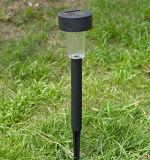 Le jardin solaire de DEL allume la lampe de pelouse