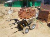 Mini tombereau avec chaîne Drive 4WD Power Barrow
