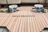 Красивейшая древесина и напольная деревянная пластичная составная плитка палубы бассеина