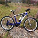 E-Bici d'avanguardia della montagna della batteria di disegno 36V 10.4ah Samsung