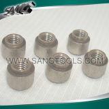 De Zaag van de Draad van de Diamant van China voor CNC van het Marmer en van het Graniet de Besnoeiing van de Draad