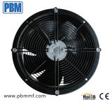 365X90mm 48VDC Axial Fan met Speed Control