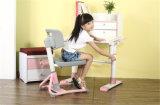 人間工学的のクランクの金属の足Hya-09を搭載する調節可能な傾く子供表