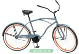 велосипед крейсера пляжа 26 '' стальной классицистический Mens сбор винограда