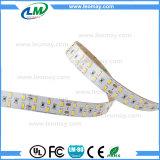 Luz flexible de la tira 5630-120LEDs del alto lumen con Ce&RoHS