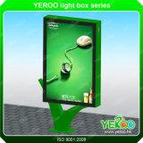 Light Box - Boîte à lumière debout - Boîte publicitaire - Boîte à lumière LED