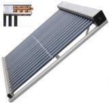 U Systeem van de ZonneCollector van de Verwarmer van het Water van de Pijp het Zonne
