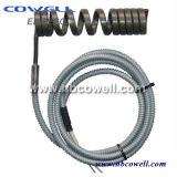 Banda de aquecedor elétrico de bronze / aço inoxidável