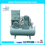 Z pulsa a presión inferior 1.0MPa la refrigeración por aire compresor de aire marina