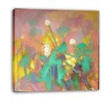 Paisaje Waterlily - 006 del impresionismo