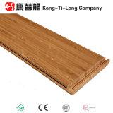 Suelo de bambú de la madera dura sólida del tecleo