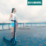 """""""trotinette"""" elétrico dobrado original novo do retrocesso da mobilidade da bateria de lítio de Koowheel mini"""