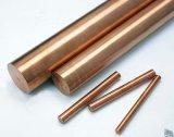 Pipes de cuivre dures du matériau C17510 avec la bonne conductivité