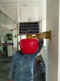 12W太陽壁ライト、ホーム使用のための庭ライト