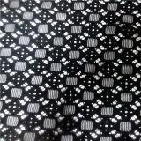 Tessuto del merletto della guipure del cotone per i vestiti (6127)