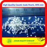 Wasser Treatment Caustic Soda Flakes und Pearls 99%