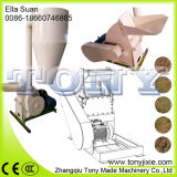 Hastes do arroz/Wheat/Corn/Cotton que esmagam o moinho de martelo Tfj50-28 da máquina