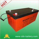 12V 200ah Deep Cycle Gel Solar Battery für Sonnensystem