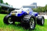 1: 10 Auto RC van het Stuk speelgoed 2.4GHz van de Kinderen van de schaal de Nitro4WD