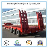 30t к трейлеру 40t Extendable Lowbed Semi