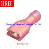 4.8 Terminaux électriques de fil femelle de languette