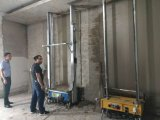 Machine de plâtrage automatique de construction de mur de rendu des prix raisonnables de qualité