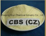 Polvere di gomma e (CZ) granello di CBS dell'acceleratore
