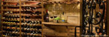 Подгоняйте роскошную стойку индикации полки индикации шкафа бутылки вина