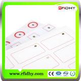 Marqueterie de fréquence ultra-haute Prelaminated d'à haute fréquence de l'IDENTIFICATION RF LF pour Smart Card