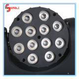 головное освещение луча 12PCS Rgbwled Moving (HL-008MB)