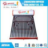 l'alta qualità di 300L Nopressure ha certificato il riscaldatore di acqua solare d'acciaio galvanizzato