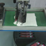 Stampatrice automatica dello schermo dell'accenditore