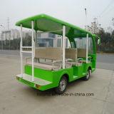 バス、11人Rsg111Aを運ぶ電気ホテル