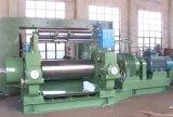 Abrir la máquina de goma del mezclador de mezcla de la máquina de goma del molino