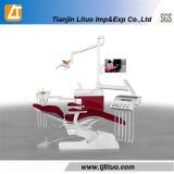 SGS CE сертификация Профессиональное оборудование Новый дизайн Портативный Стоматологическое кресло