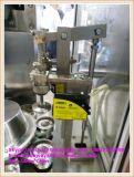 Automaticlly Crema de alta velocidad / pasta de dientes / Médico Oinment / Adhesivo / Betún de aluminio-plástico y laminado plástico Tubo de llenado y sellado de la máquina-2017